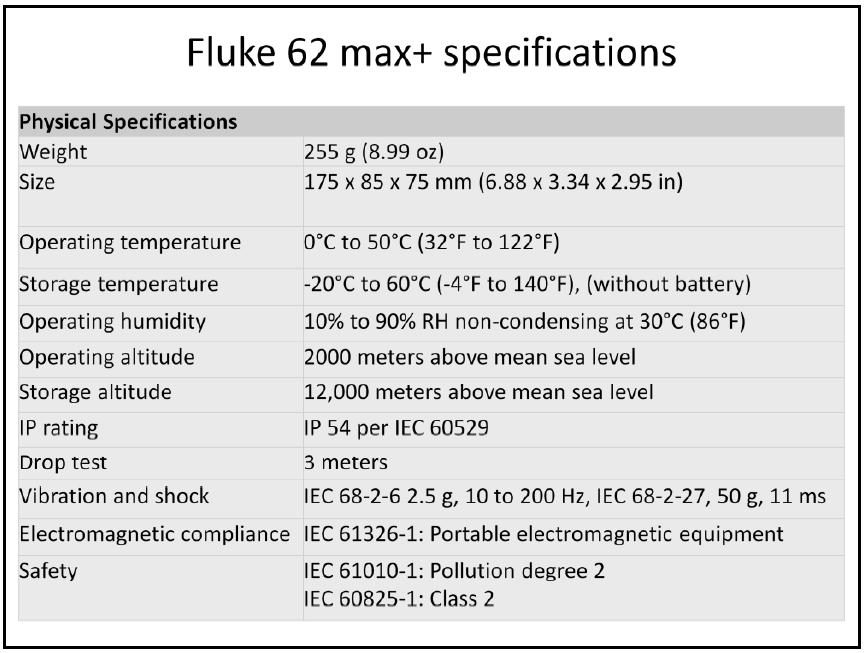 09 Fluke 62+ specifications 2.png