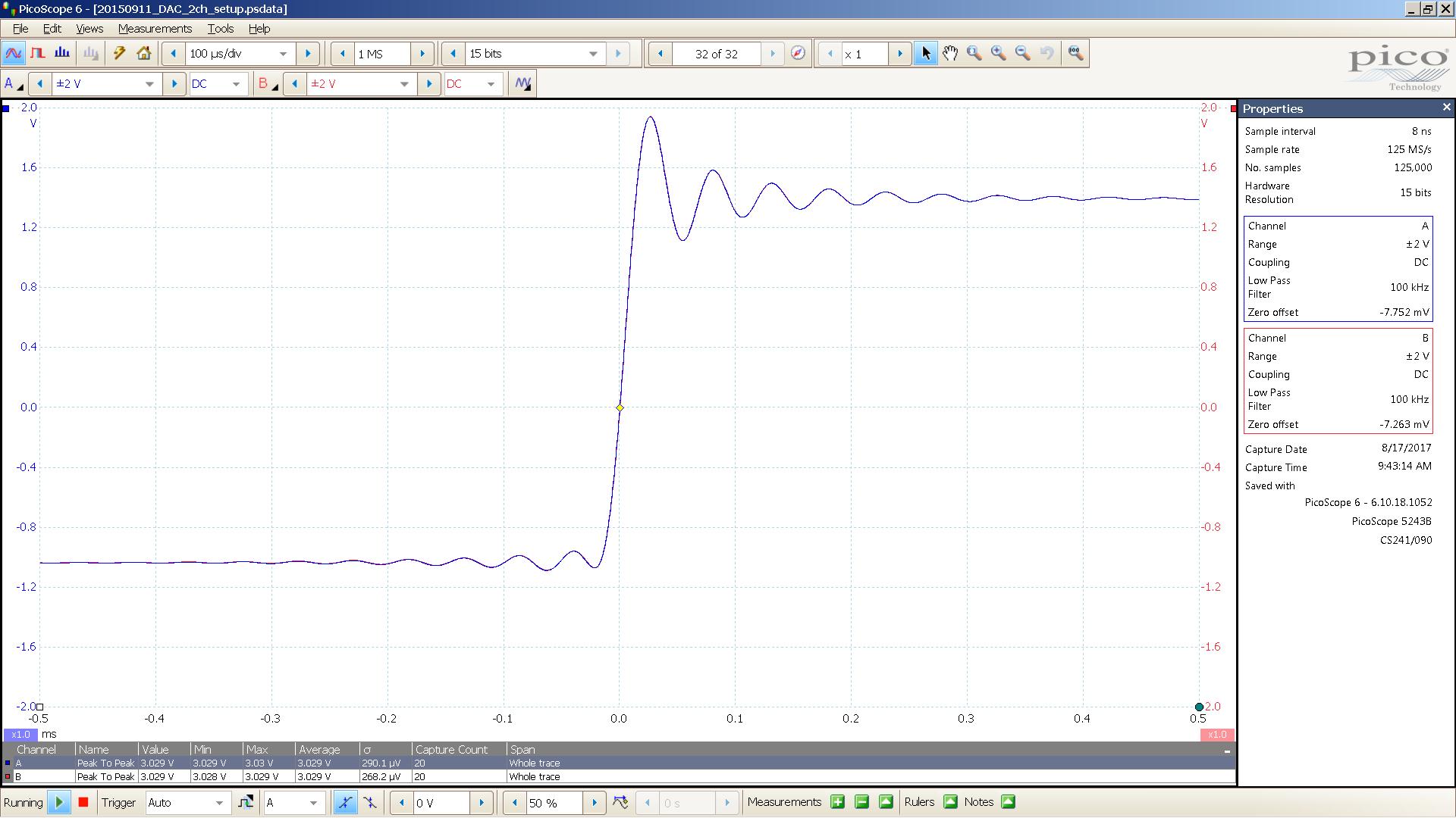 14 Bal HP 20 Hz sqr A=-22 0 dBu 100uS div 300R Mix WDM.PNG
