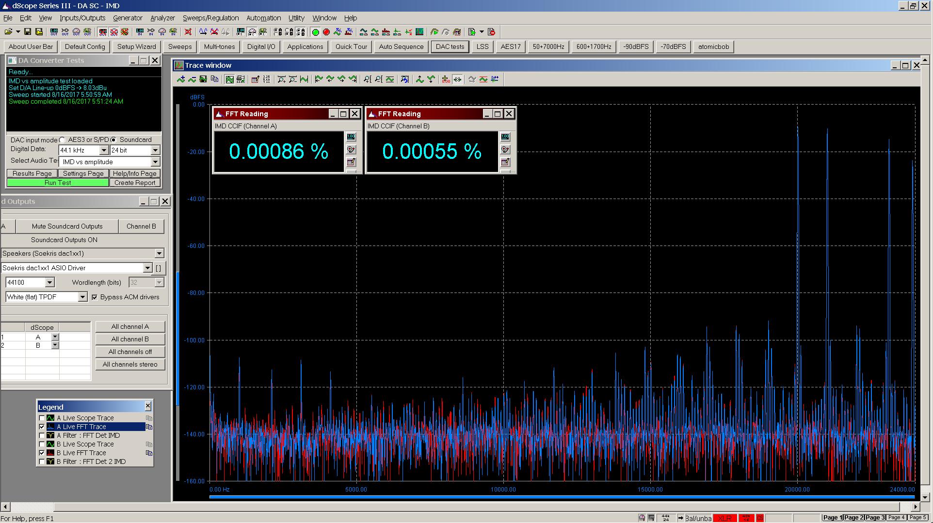 15 SE IMD spectrum Soft -2 dBFS - ASIO.PNG