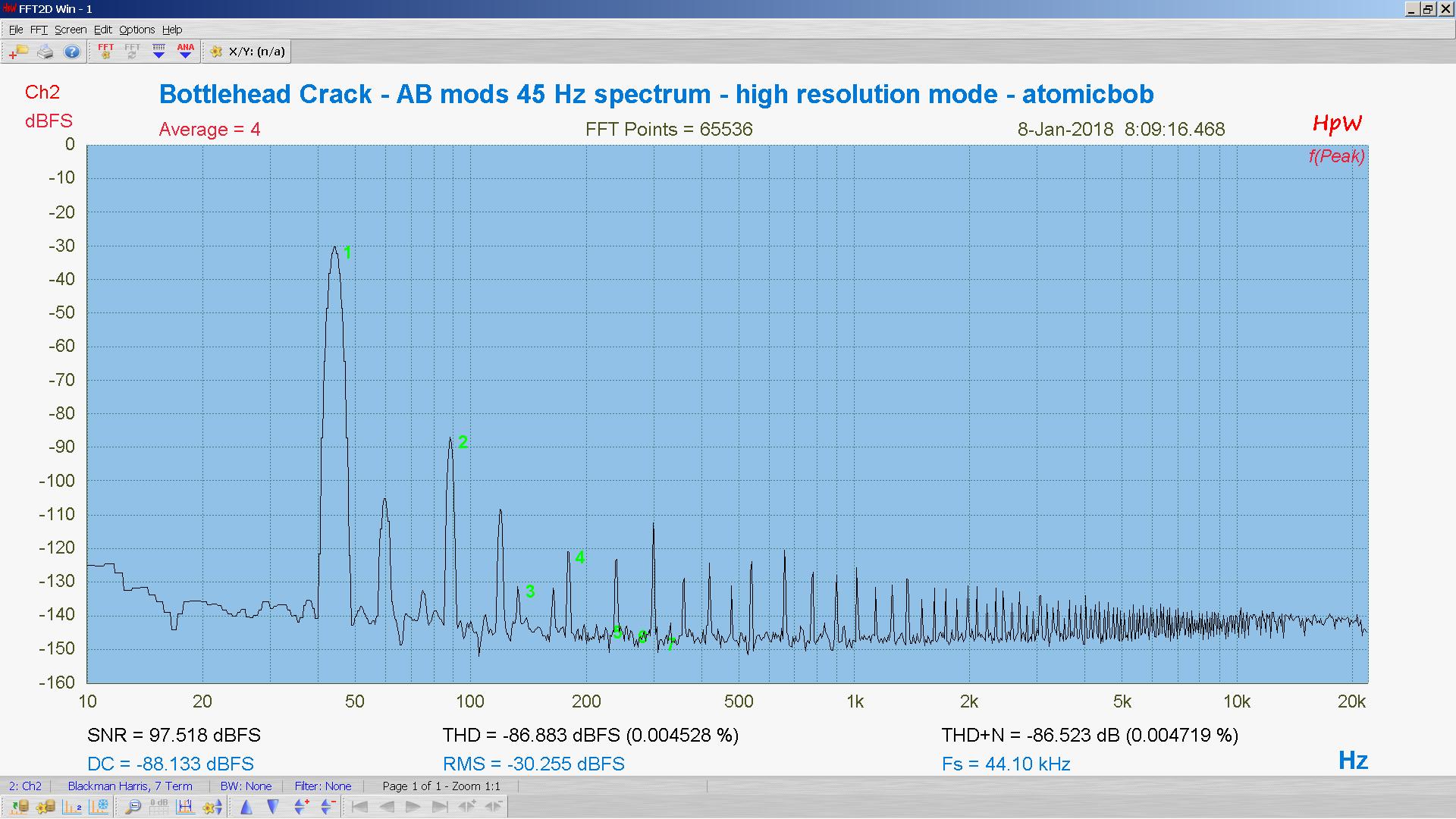 20180108-32 BH Crack e80cc 5998 45 Hz THD THD+N 65K FFT- ASIO -30 dBFS - HpW.PNG