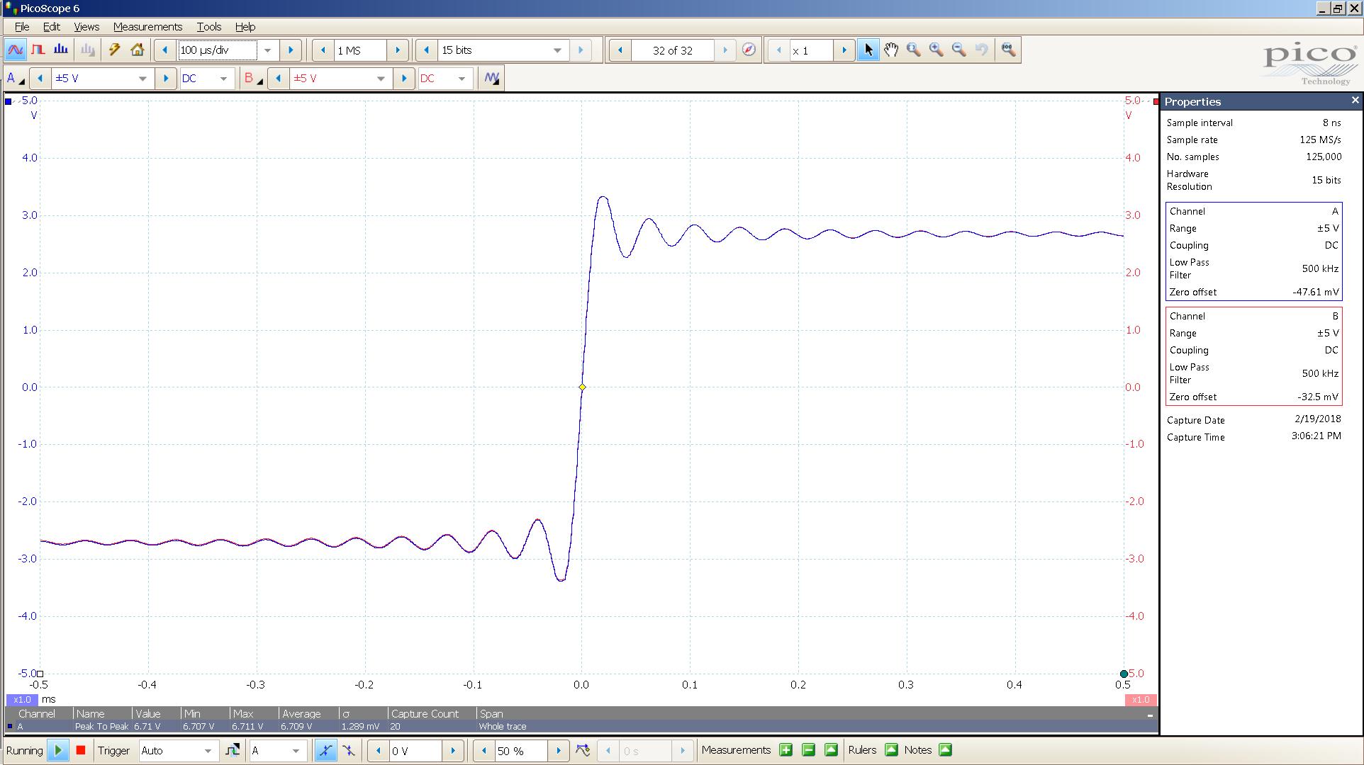 20180219-23 Yggdrasil Bal 20 Hz sqr -1 dBFS 6 Vpp 100uS div 500KHz BW - spdif .PNG