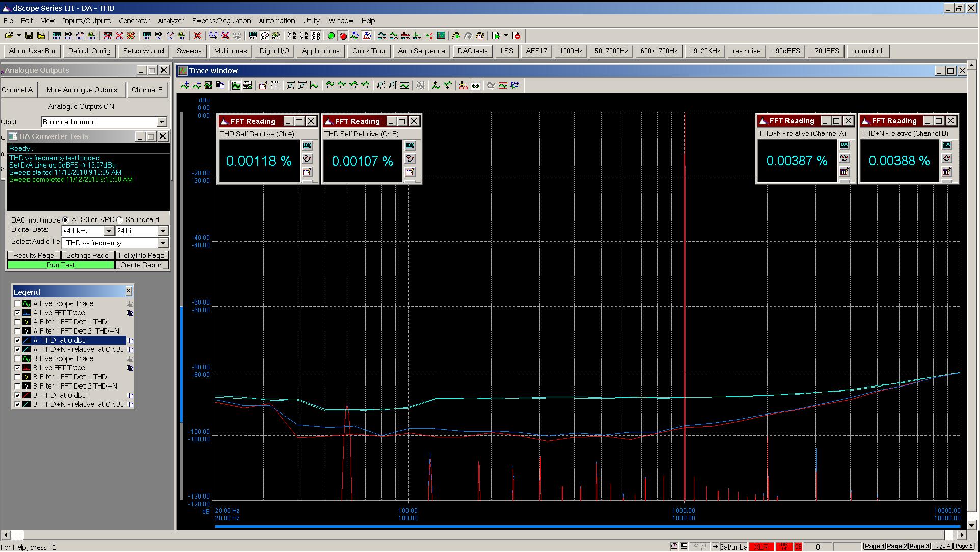 20181110-10 LiqPlat THD THD+N vs Freq 30R SE-4XF - SMPS.png
