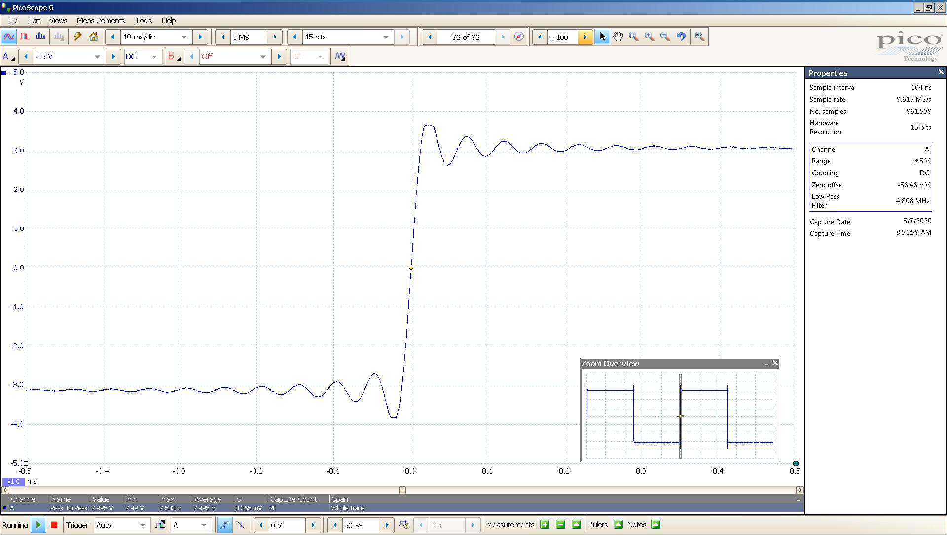 20200506-02 Khadas 20 Hz sqr 0 dBFS 6 Vpp 100uS div SE - USB.png