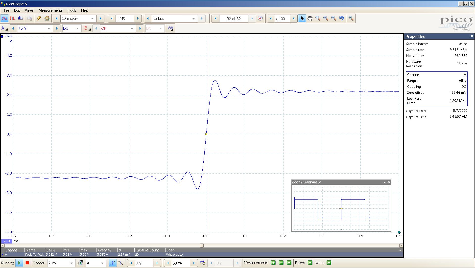20200506-06 Khadas 20 Hz sqr -3 dBFS 4 Vpp 100uS div SE - USB.png