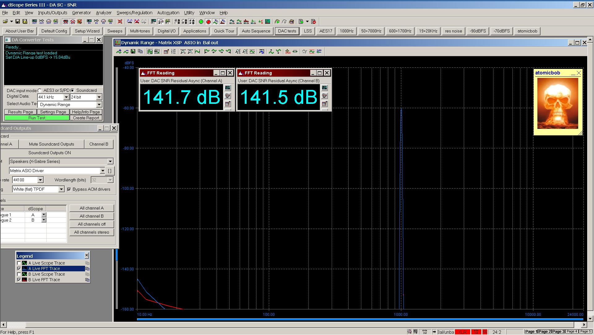 20200508 Matrix XSP dynamic range FFT ASIO Bal.png