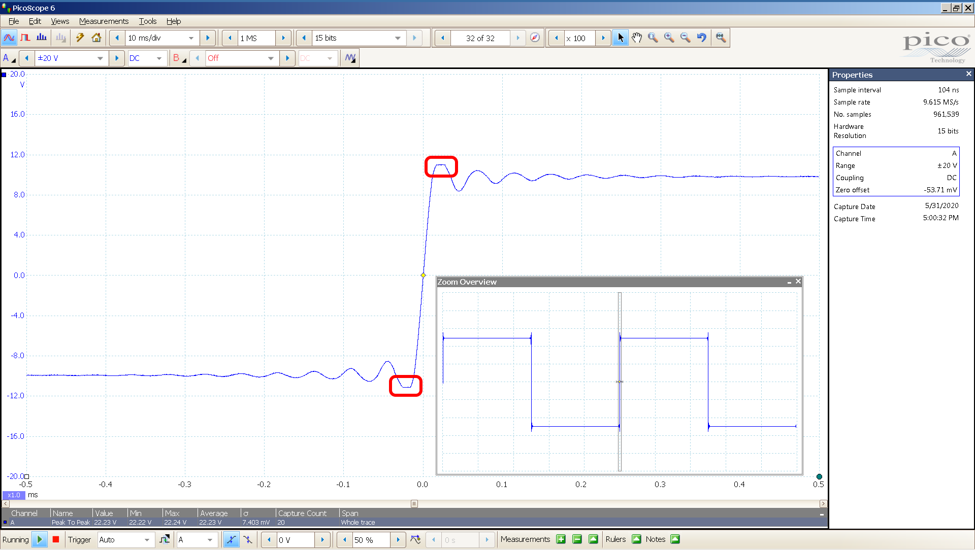 20200531-20 UltraLite-mk4 20 Hz sqr 0 dBFS 20 Vpp 100uS div - spdif BAL - annotated.png