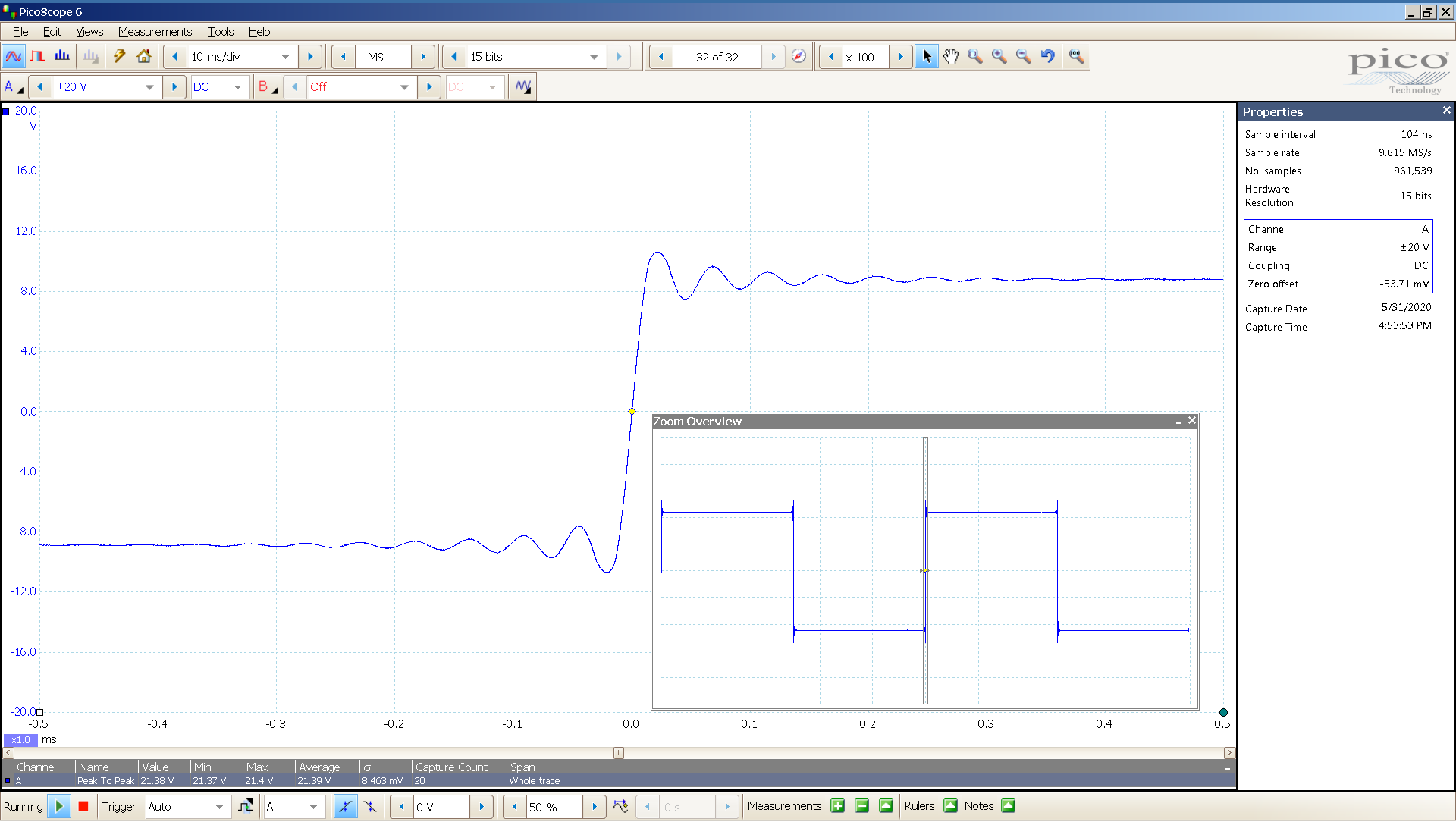 20200531-21 UltraLite-mk4 20 Hz sqr -1 dBFS 17_8 Vpp 100uS div - spdif BAL.PNG