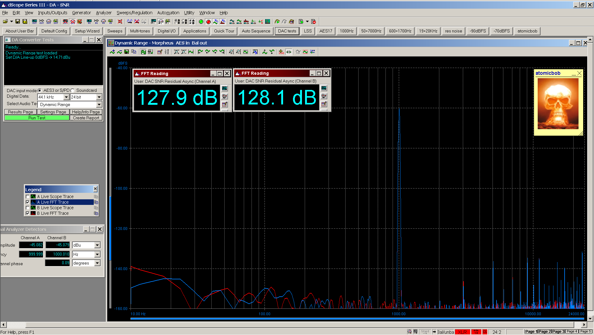 20200717 morpheus dynamic range FFT AES Bal.png