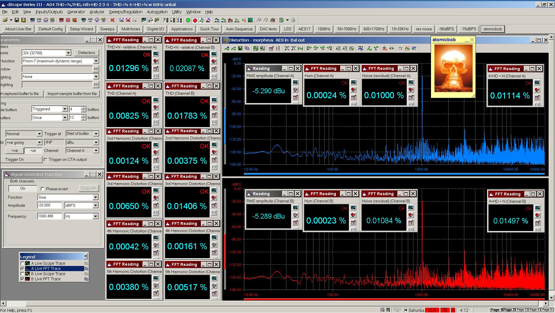 20200723 morpheus A04 THD+N THD nth-HD 4+HD+N 60Hz FFT Bal -20dBFS - AES.png