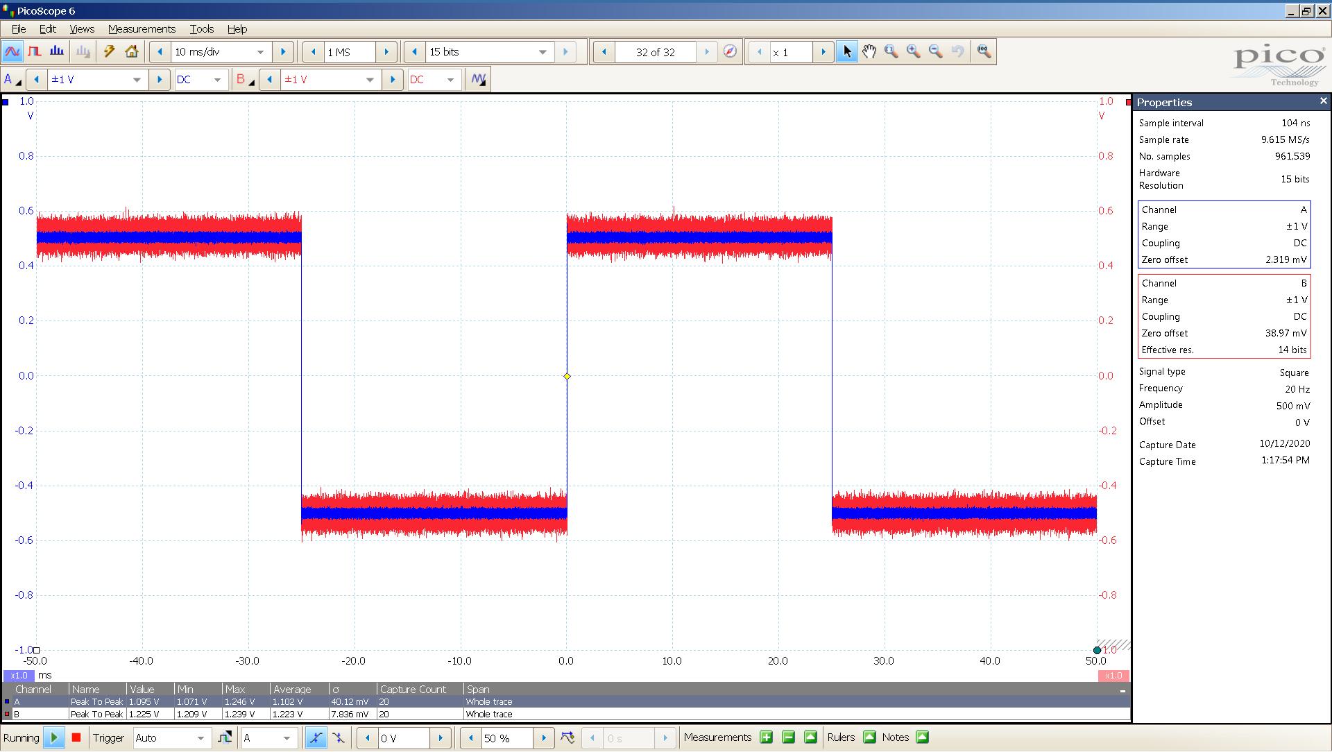 20201012 CT2593-210x  ch A  DP10013 50x ch B sig gen 20 Hz sqr 10mS div.png