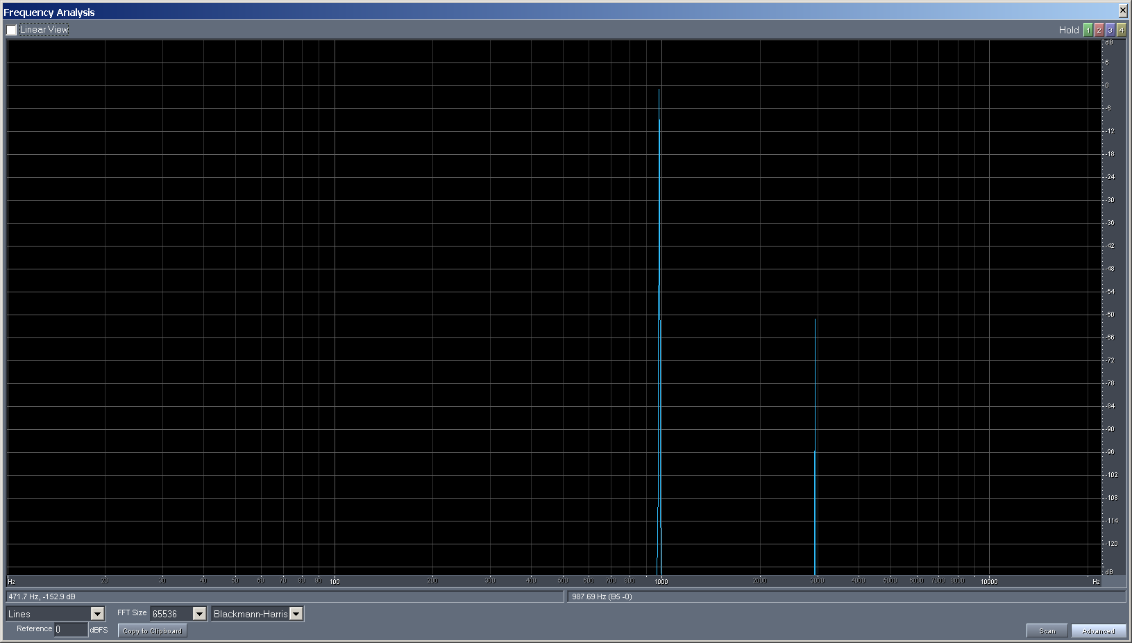 B5 with 0_1pct 3rd harmonic THD+N FFT.png